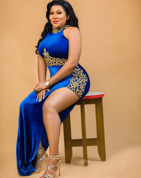 Actress Chita Agwu Johnson shares lovely new photos as she turns a year older