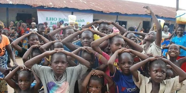 Nigerian children are second most affected by climate change globally - UNICEF