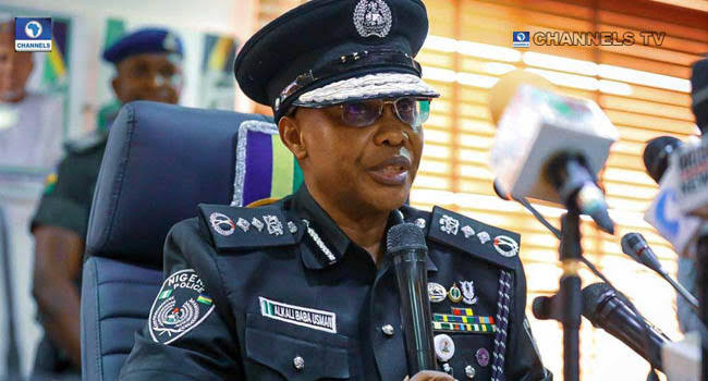 You have to step up the fight against IPOB - IGP charges Delta state police officers