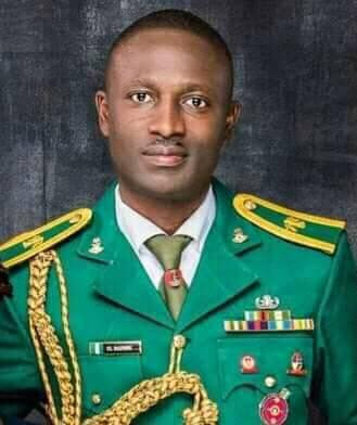 Identity of Major abducted by bandits at NDA uncovered