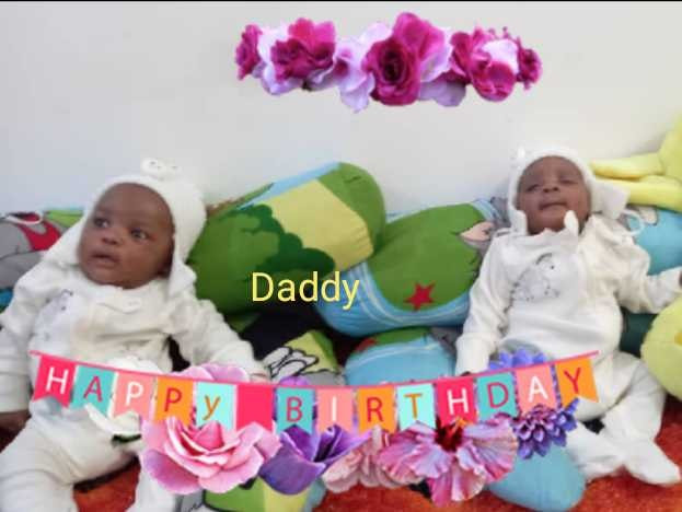 Nigerian pastor and his wife celebrate the birth of their twins after 14 years of waiting