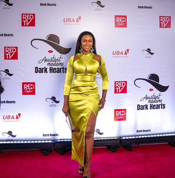 REDTV's Web Series, Assistant Madams Season 2 Premieres, New Cast unveiled at Launch in Lagos