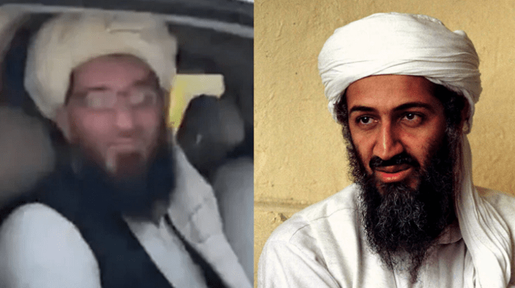 Bin Laden security chief and arms suppliers Amin ul-Haq returns to Afghanistan after 20-years following Taliban takeover.