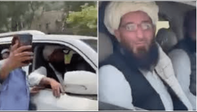 Bin Laden security chief and arms suppliers, Amin ul-Haq returns to Afghanistan after 20-years following Taliban takeover (photos)