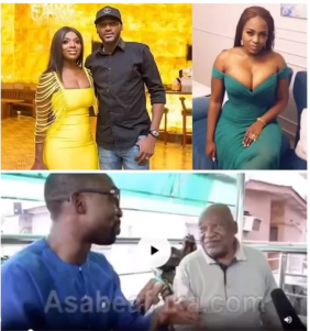 Video of Pero Adeniyi?s father saying she is married to Tuface shared online (video)