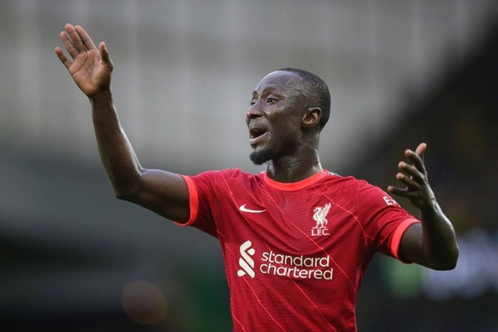 Liverpool star Naby Keita flown out of Guinea after military coup