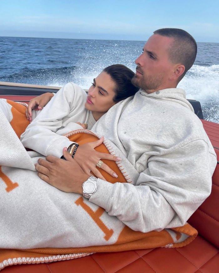 Scott Disick, 38, and girlfriend Amelia Hamlin, 20, split after 11 months of dating
