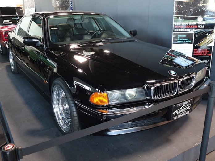 BMW Tupac was with it when it went on sale for nearly $ 2 million