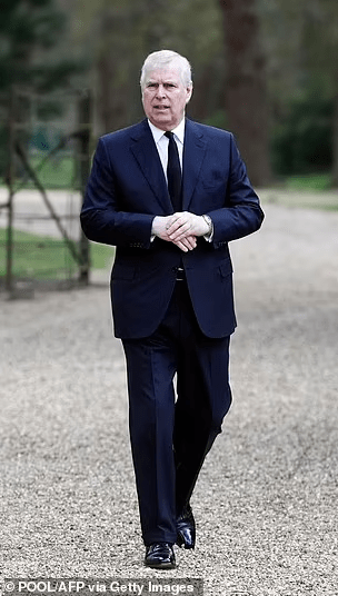 Prince Andrew finally served court papers but his lawyer says the papers weren