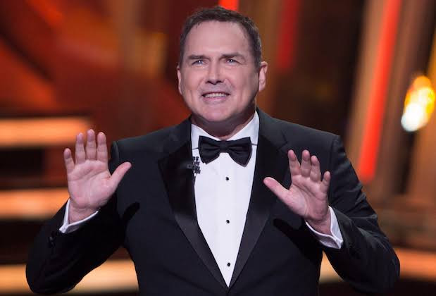 Actor and comedian, Norm Macdonald, best known for his roles on