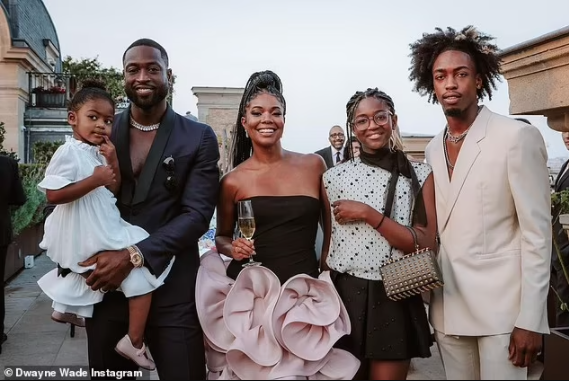 Gabrielle Union says she was