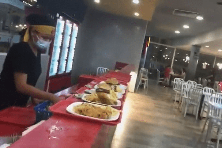 Customer finds human finger in burger she was served at an eatery
