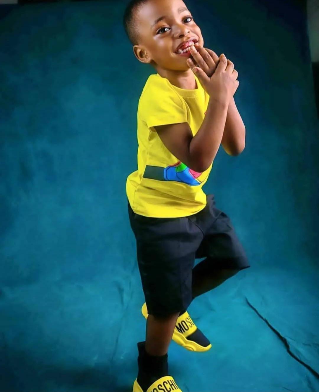 Adorable photos of Linda Ikeji