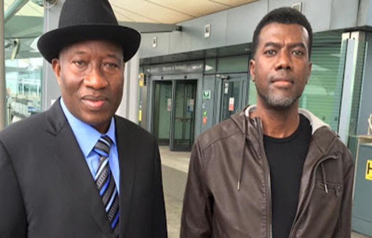 I am not Femi Fani-Kayode. My stomach does not control my mouth - Reno Omokri replies OAP Yaw after he asked if he will join APC if Goodluck Jonathan defects