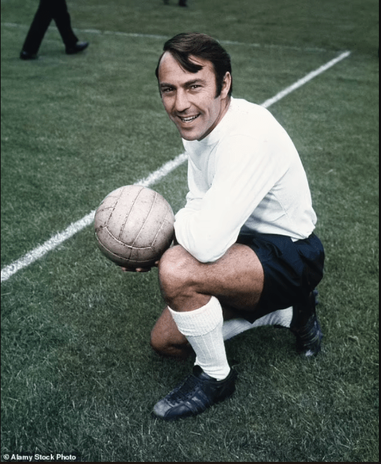 Jimmy Greaves, one of English football