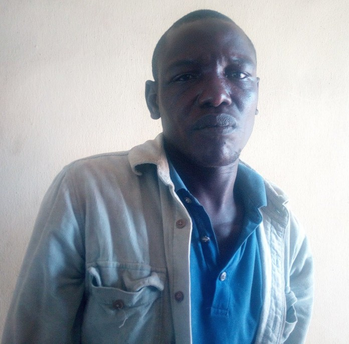 Man bags two year jail sentence for allegedly calling police