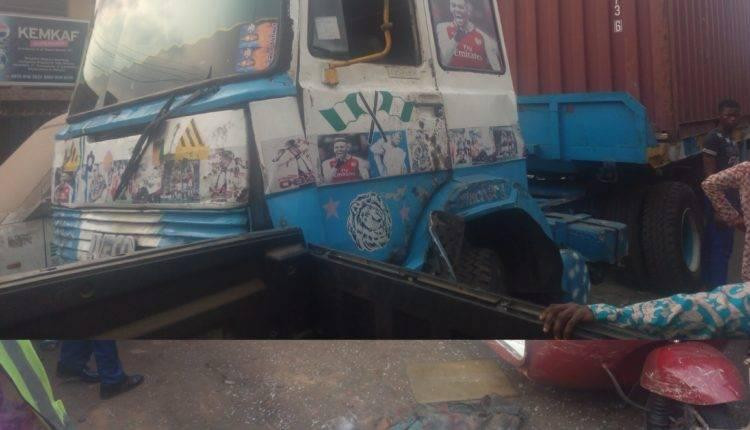 Truck crushes Corps member to death in Edo