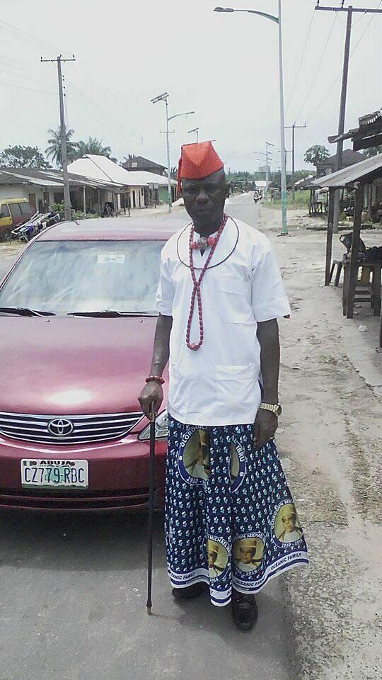 Gunmen kill Delta community leader