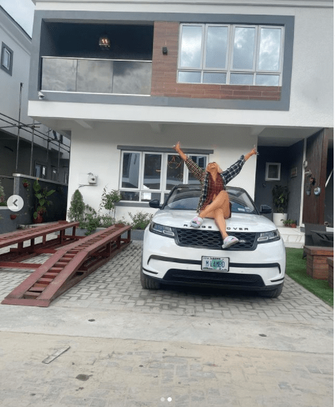 Mercy Eke buys her second house as fans gift her a $10k scholarship to Harvard Business School for her 28th birthday
