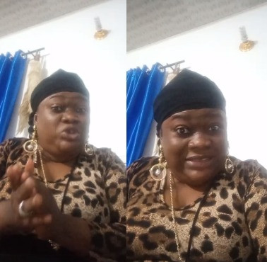 Nigerian woman reacts after lady who claimed to be her husband