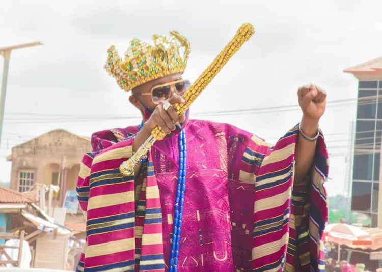 """""""No king on earth has got the respect of his people like I do"""" - Oluwo of Iwo, boasts"""
