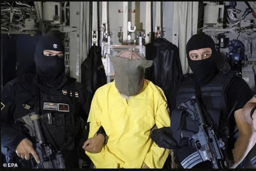 Iraqi forces arrest ISIS second in command who had $5million US bounty on his head