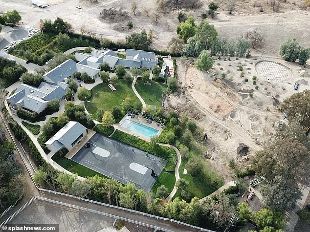 Kim Kardashian awarded the $60 million Hidden Hills Estate she shared with Kanye West in their ongoing divorce
