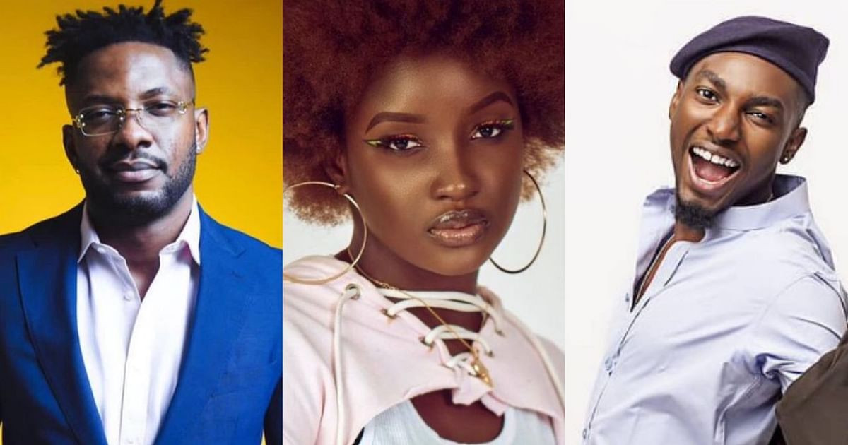 BBNaija's Saskay debunks claim of being in a romantic relationship with co-reality show stars, Cross and JayPaul