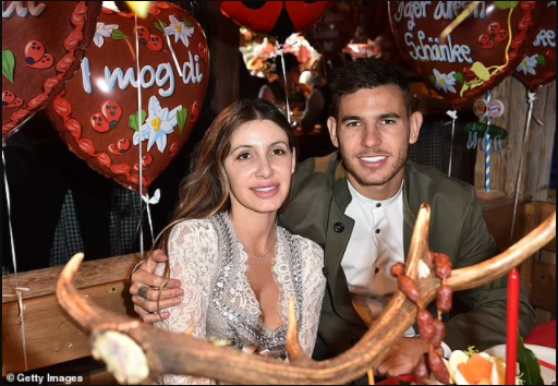 Bayern Munich star, Lucas Hernandez handed six-month jail term for?disobeying a restraining order in relation to a domestic violence conviction against his wife