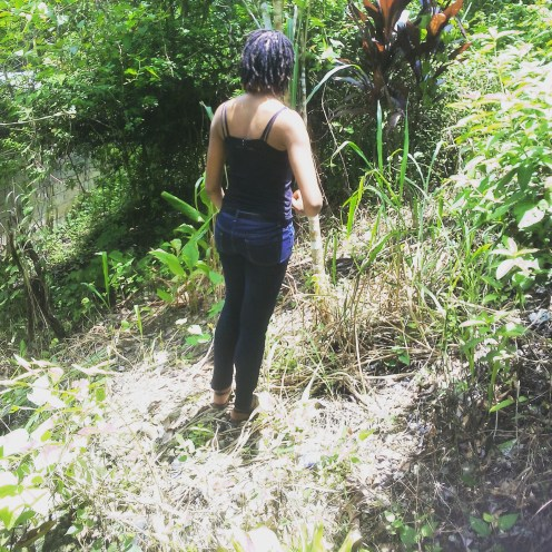 hiking property nature fitness dreads alexis chateau