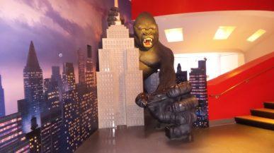 King Kong - Wax Museum - NYC