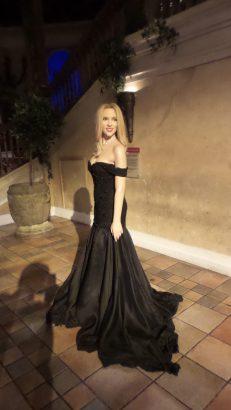 Scarlett Johansson - NYC - Wax Museum