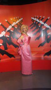 Marilyn Monroe - Wax Museum - NYC