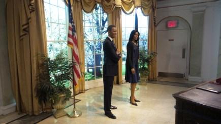 barack obama michelle new york travel