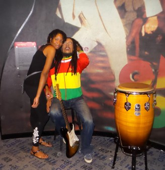 alexis chateau bob marley travel new york jamaican woman with dreads