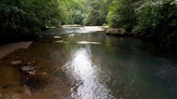 River cascade trail hiking in atlanta georgia