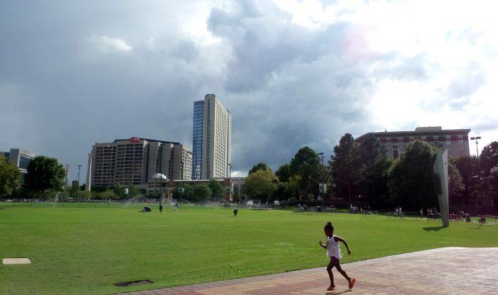 Downtown Atlanta travel
