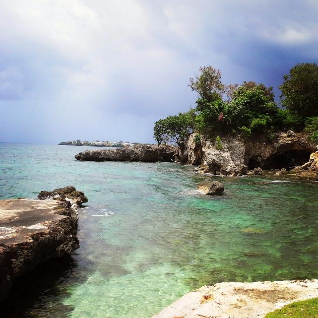 negril jamaica snorkelling travel