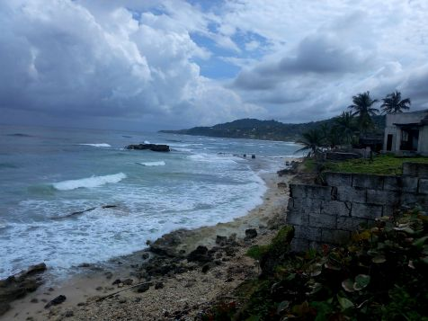 long bay beach portland jamaica travel