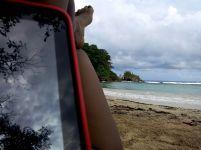 boston jamaica travel beach tablet island life