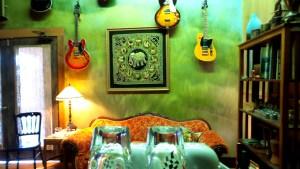 guitars cafe music nashville travel explore