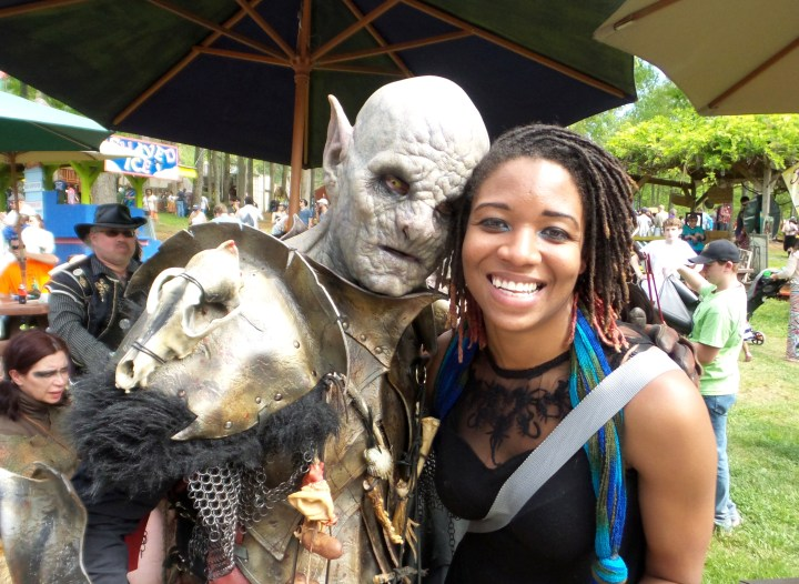 orcs lord of the rings alexis chateau cosplay
