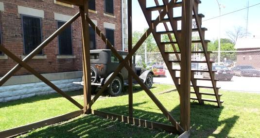 franklin jail museum