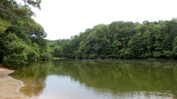 lake henderson park landscape