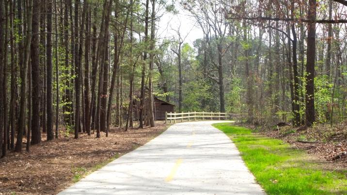 international clayton county beach park hiking trail