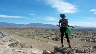 5 Lone Mountain Hiking Alexis Chateau