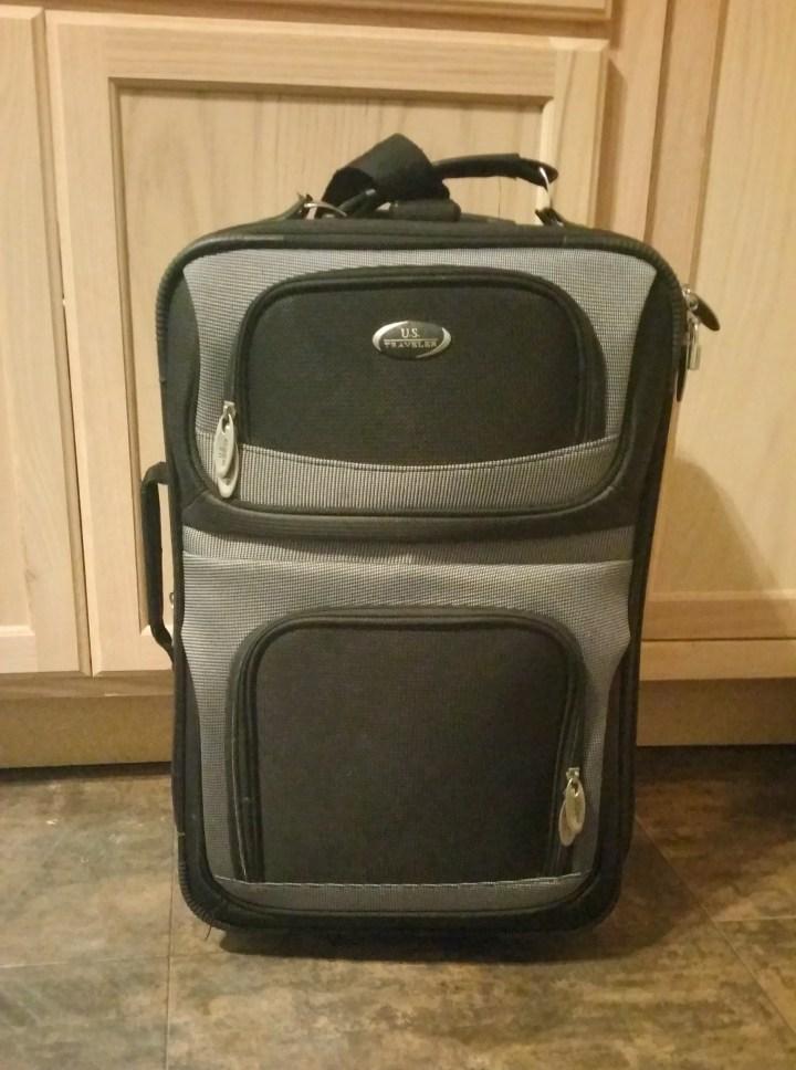 Packing Light for Vegas