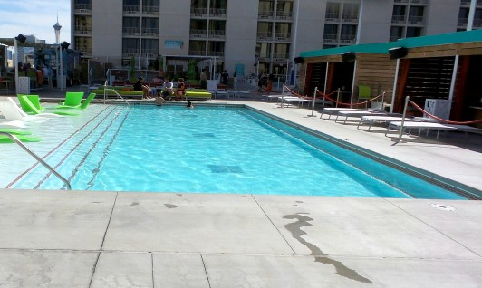 Plaza Hotel Rooftop Pool