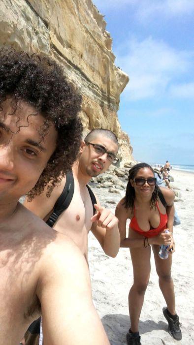 T3 Torrey Pines Beach Tristan Obryan Ericson Quero Alexis Chateau