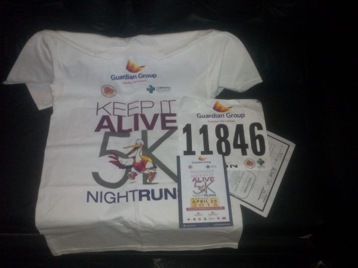 Guardian Life Keep It Alive 5K Charity Run